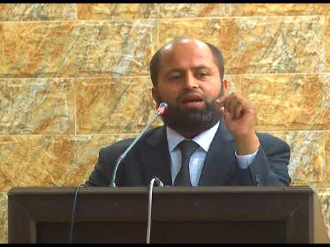 Lecture on Consumer Laws at Lahore High Court arranged by Haseeb Ullah Khan