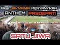 Bikin Merinding!! Jakmania Kembali menyanyikan Anthem Satu Jiwa Pasoepati