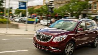 Test Drive Top Performance 2017 Buick Enclave Manual Dimensions