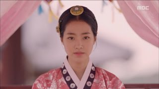 [Flowers of the prison] 옥중화- Jin Se-yeon appears a graceful figure 20161106