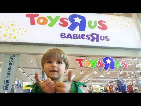 ToysRus Shopping: Disney Infinity Trash Pack Minecraft Hangers