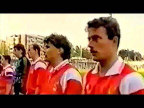 1992 [497] Austria v Polska [2-4] Austria v Poland