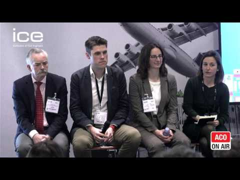 Ecobuild 2017 ICE Infrastructure Seminars - Panel Discussion on  Intelligent Mobility
