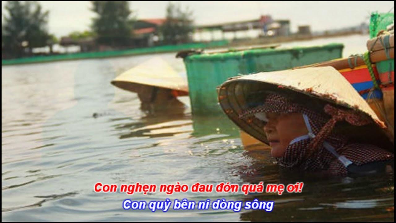 Nước Trôi Mồ Mẹ - Thơ: Hoàng Phong Linh - Nhạc: Yên Sơn - Ca sĩ: Lưu Trường  Hải - Ps: Tony Phước - YouTube