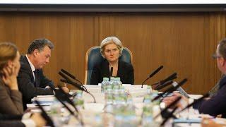 Заседание Совета по русскому языку при Правительстве Российской Федерации