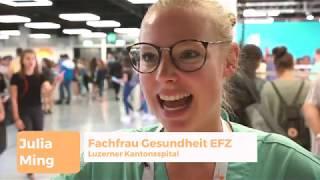 SwissSkills 2018 FaGe Zentralschweiz