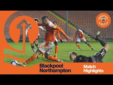 Blackpool Northampton Goals And Highlights