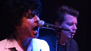 The Coverups (Green Day) - Teenage Kicks (The Undertones cover) – Secret Show, Live in Albany
