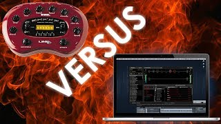 POD XT versus Helix Native - How far have Line 6 come in 15 years?!