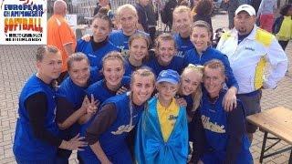 Softball Ukraine - Sweden EChW 2015