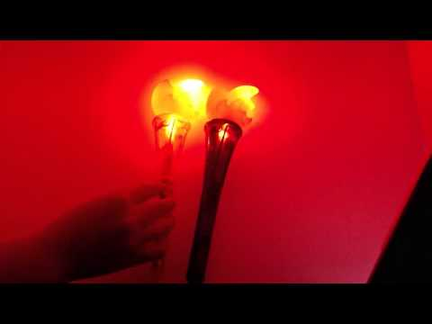 Olympic torch Led Flashing Torch Led Glow Torch Led light stick China Wholesale Manufacture
