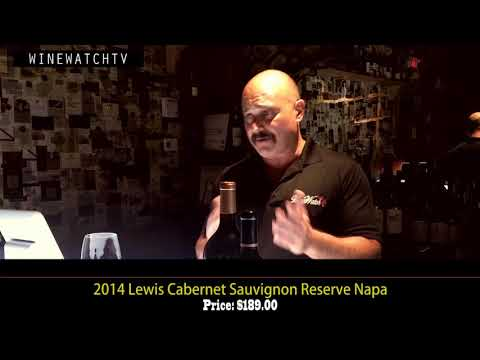 Lewis Cellars Fall 2017 Offering - click image for video
