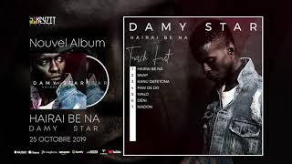 DAMY STAR - TRACKLIST (HAIRAI BE NA 2019)