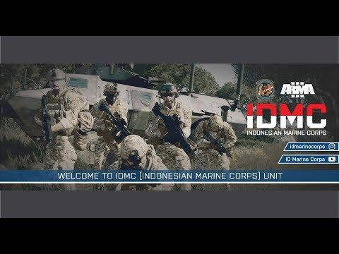 Fireteam Training Jaya 1-1 Alpha | Indonesian Marine Corps [IDMC] | 05/03/18