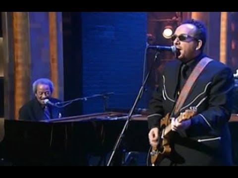 Elvis Costello & Allen Toussaint - Who's Gonna Help Brother Get Further (2006 @ Conan)
