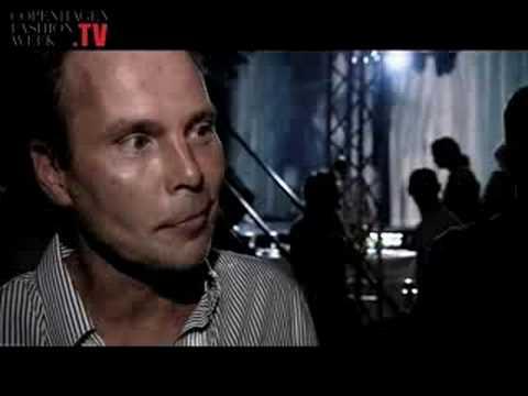 Copenhagen Fashion Week SS09: Interview with Peter Ingwersen
