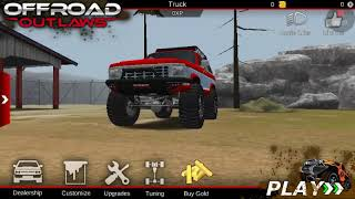 Off-road Outlaws - New Truck