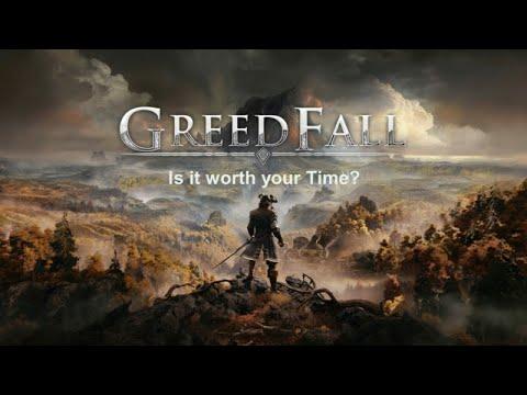 GreedFall - Game-Play Series PC version |