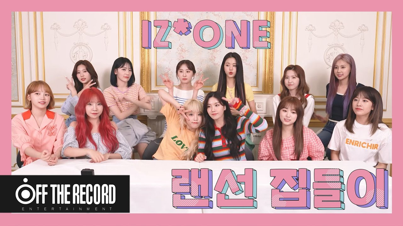 IZ*ONE Housewarming Party