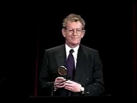 Keith Richardson - Lost for Words - 1999 Peabody Award Acceptance Speech