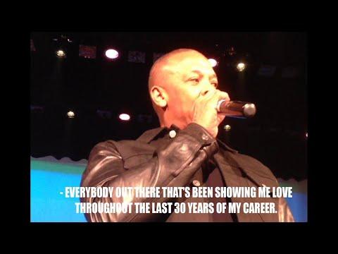 Dr. Dre at Sly5thAve Cali Love Concert