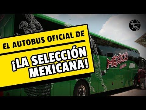La selección mexicana de béisbol presenta su camión | Los Pleyers