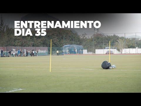 #SelecciónMayor Último entrenamiento antes de enfrentar a Brasil en la final. ¡Vamos Argentina!