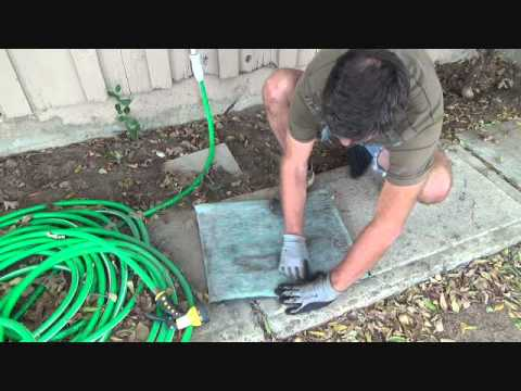 How to clean an HVAC filter