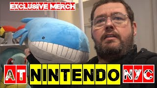 Visiting the NIntendo Store in New York City! Boogie Travels