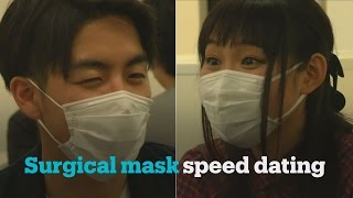 Surgical mask speed dating