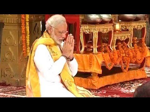 LIVE: Narendra Modi Meditates At Mahabodhi Temple Bodhgaya, Bihar