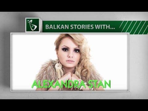 BALKAN STORIES with... ALEXANDRA STAN