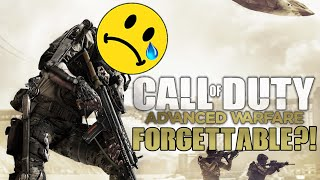 Why Was Call of Duty: Advanced Warfare SO FORGETTABLE?!
