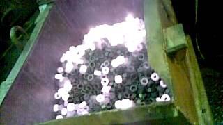 горячая штамповка(горячая штамповка гайки на автомате MW-48., 2013-12-11T16:48:27.000Z)