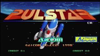 Pulstar Neo Geo MVS (1st level)