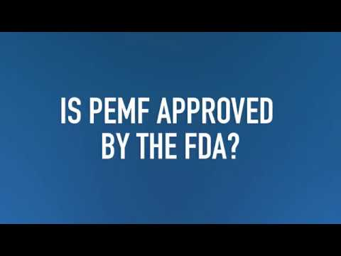Is PEMF approved by the FDA? | Magna Wave PEMF
