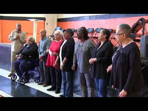 Douglas Community Sings at MLK Celebration