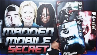 MADDEN MOBILE SECRET?! HOW TO MAKE 2+ MILLION COINS BY INVESTING. - Madden Mobile 17