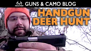 Deer Hunting With A 10mm Handgun