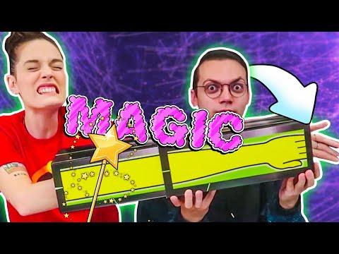 Vi STUPISCO con la MAGIA!!! Trucchi super divertenti!