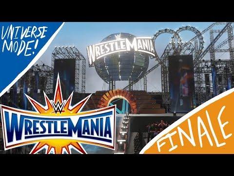 WrestleMania! (Universe Mode Finale)