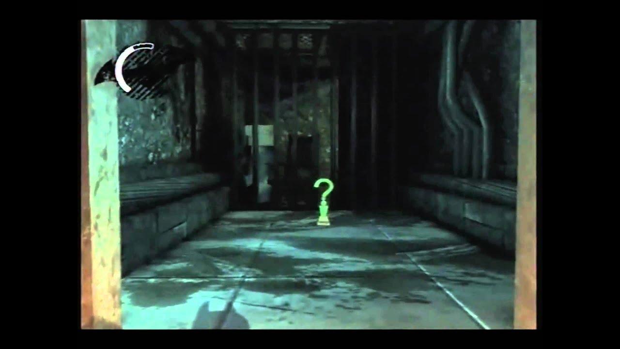 Arkham Mansion Help - Dr Young's Office - Batman: Arkham ...