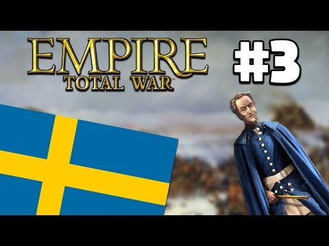 Empire Total War | Sweden #3 | Defenders of Moscow