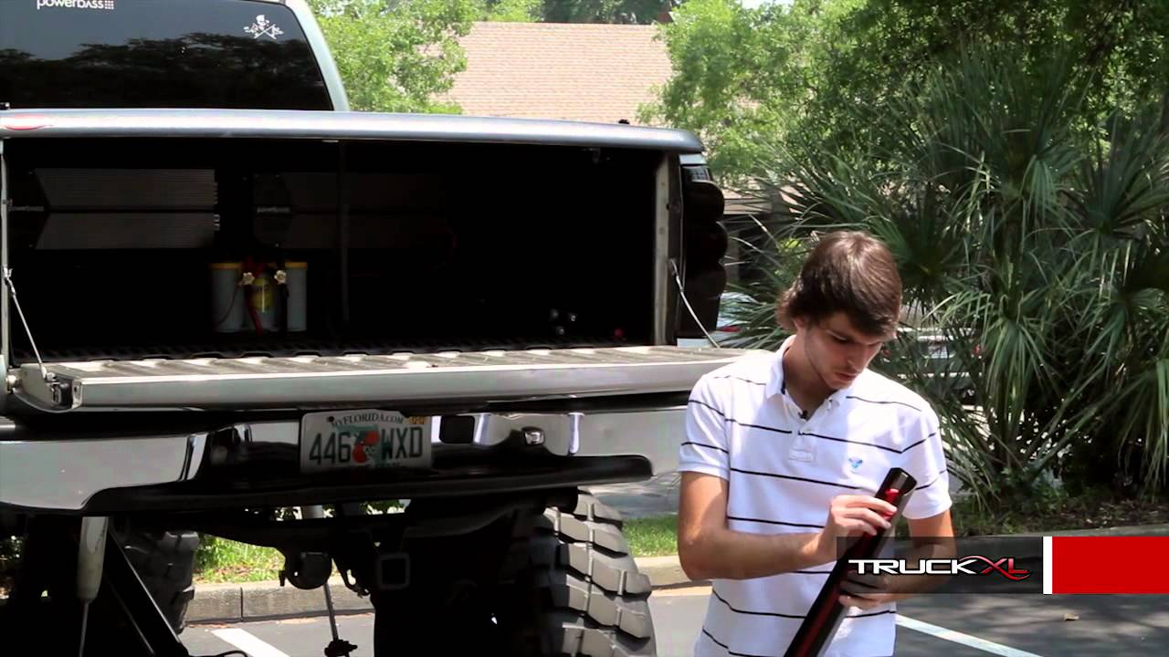 How To Install Aftermarket Tailgate Cap At Autocustoms Com