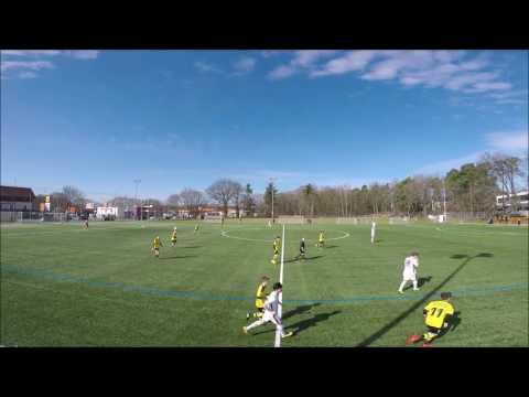 U15  1.FC Nürnberg - SpVgg Bayreuth - Bayernliga