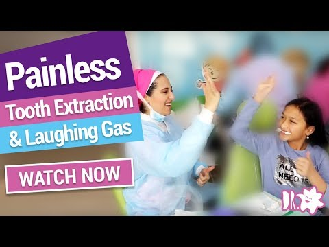 Best Pediatric Dentist- Tooth Extraction And Laughing Gas | Dentist In Dubai