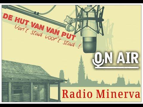 Guido & Friends in de Hut van Van Put bij Radio Minerva