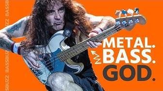 7 Reasons Steve Harris is a Metal. Bass. Legend.  (+Lesson Tips)