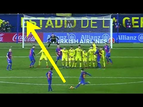 Lionel Messi ● All 33 Free Kick Goals In Career ● English Commentary ● HD