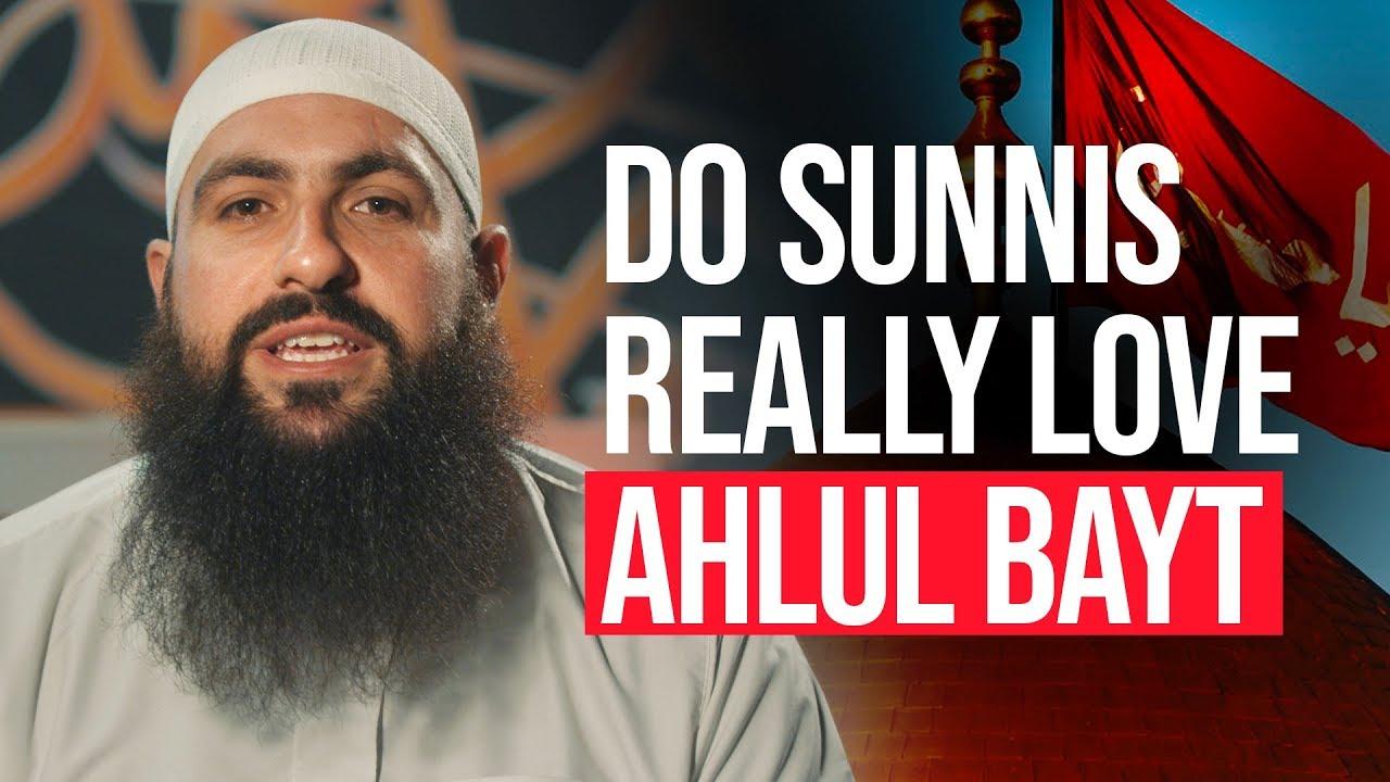 Download Do Sunnis REALLY love Ahlul Bayt?  | Mohamed Hoblos